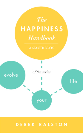 Launched Evolve Your Life: Mini Books For Finding Happiness